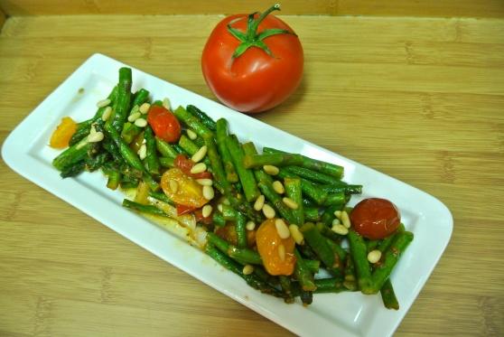 Asparagus Provencal