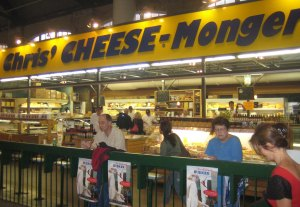 Chris Cheesemongers