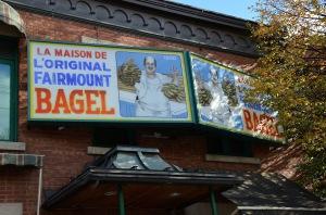 Fairmount bagel montreal