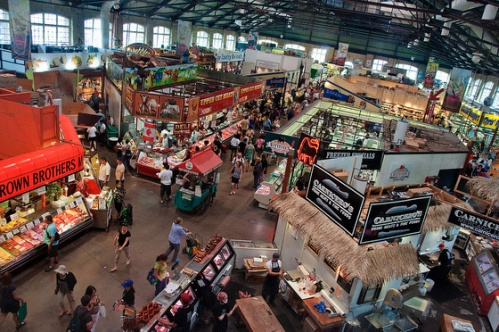 St Lawerence Market